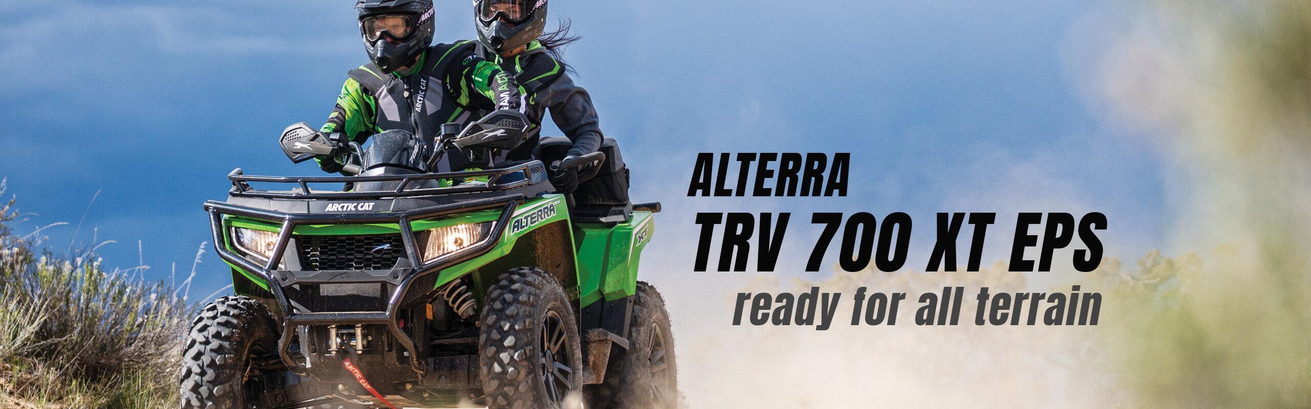 Alterra TRV700 XT