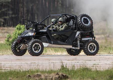 Wildcat 1000i v litevské armádě